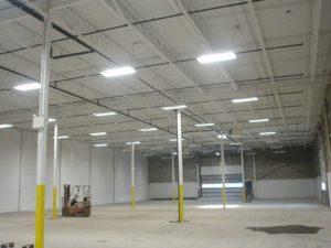 Commercial bay lighting
