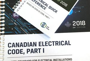 electrical code book 2018