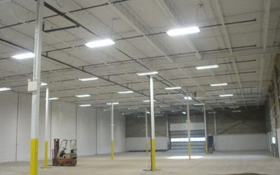 Commercial bay lighting